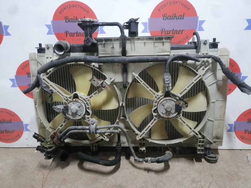 Радиатор двс Mazda Atenza GGES