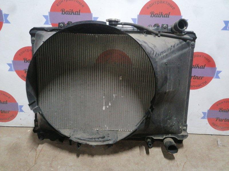 Радиатор двс Nissan Gloria Y31 VG20E 09.1999