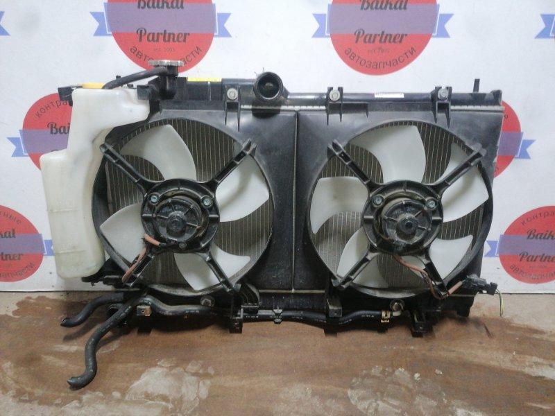 Радиатор двс Subaru Impreza GH3
