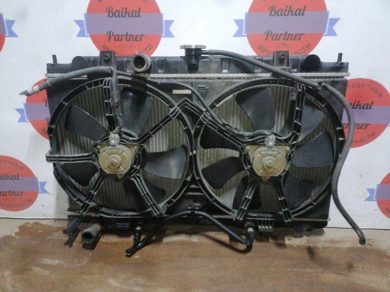 Радиатор двс Nissan Wingroad WFY11