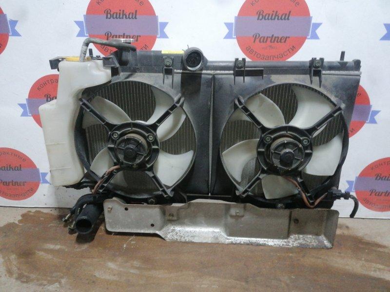 Радиатор двс Subaru Legacy BP9