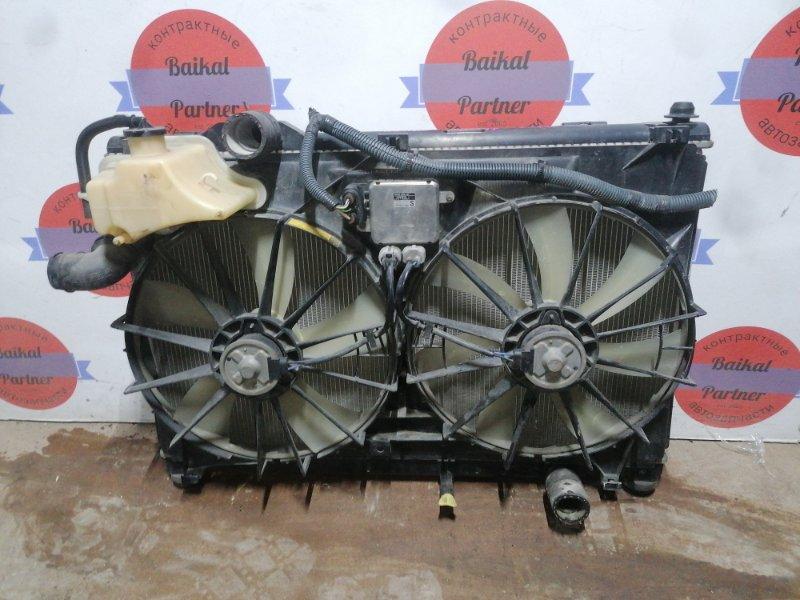 Радиатор двс Toyota Crown GRS180 4GR-FSE 2004