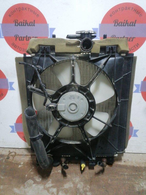 Радиатор двс Toyota Passo KGC35 1KR-FE