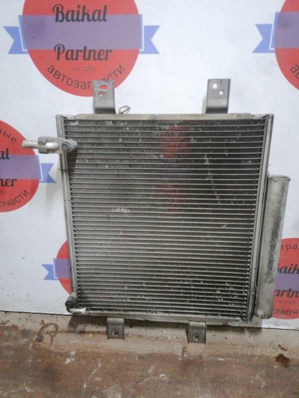 Радиатор кондиционера Toyota Passo KGC15 1KR-FE
