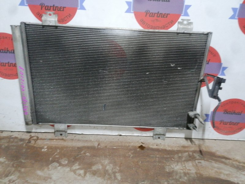 Радиатор кондиционера Toyota Crown GRS180 4GR-FSE