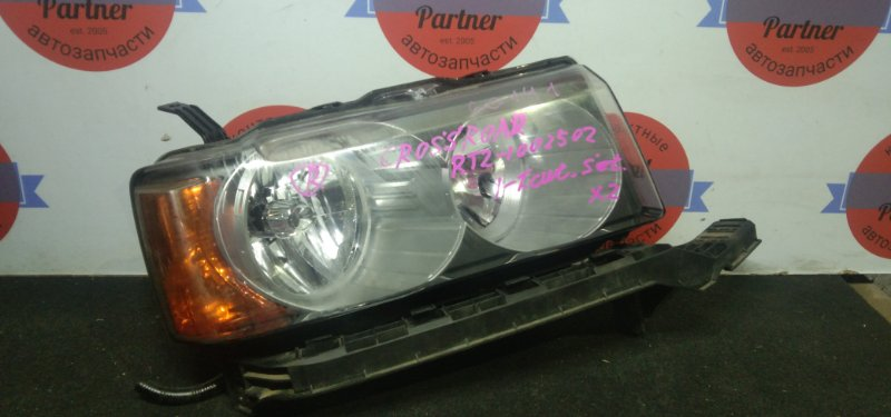 Фара Honda Crossroad RT2 R18A 02.2007 передняя правая 100-22697