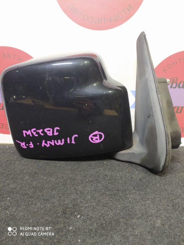 Зеркало Suzuki Jimny JB23W правое