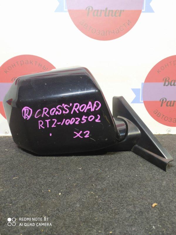 Зеркало Honda Crossroad RT2 R18A 02.2007 правое
