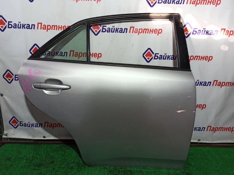 Дверь Toyota Allion ZRT265 задняя правая