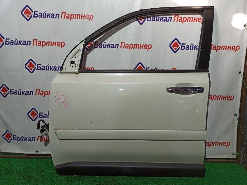 Дверь Nissan X-Trail DNT31 M9R передняя левая