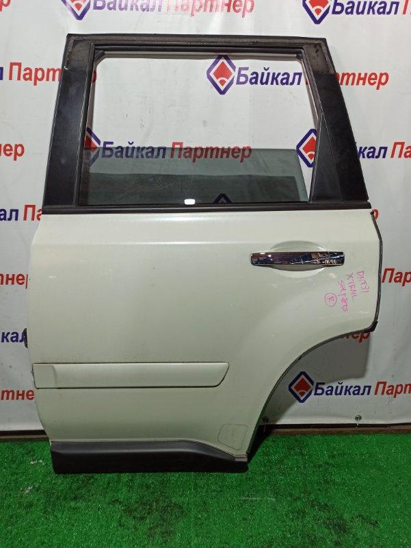 Дверь Nissan X-Trail DNT31 M9R задняя левая