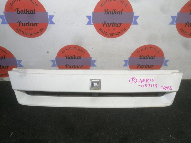 Решетка радиатора Nissan Cube ANZ10 CGA3-DE