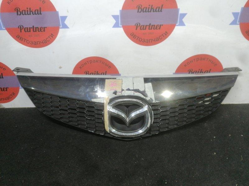 Решетка радиатора Mazda Atenza GGEP