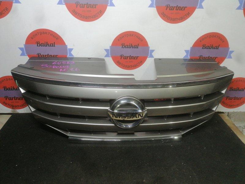 Решетка радиатора Nissan Serena NC26
