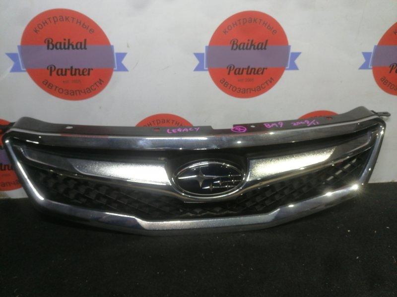 Решетка радиатора Subaru Legacy BM9