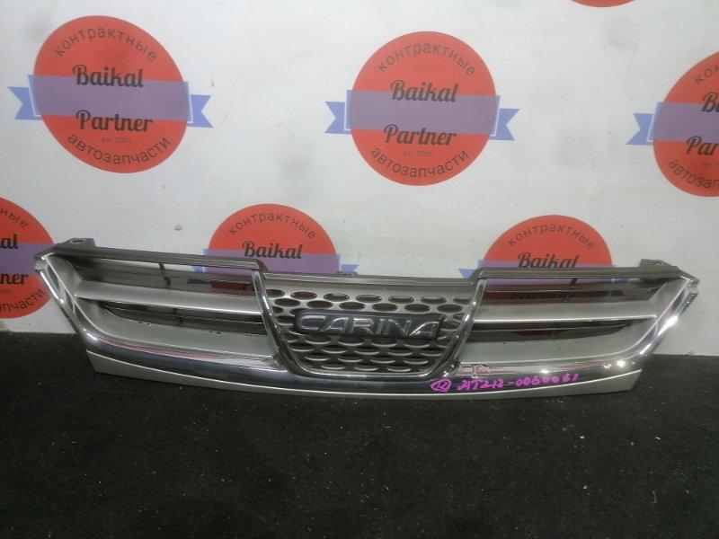 Решетка радиатора Toyota Carina AT212