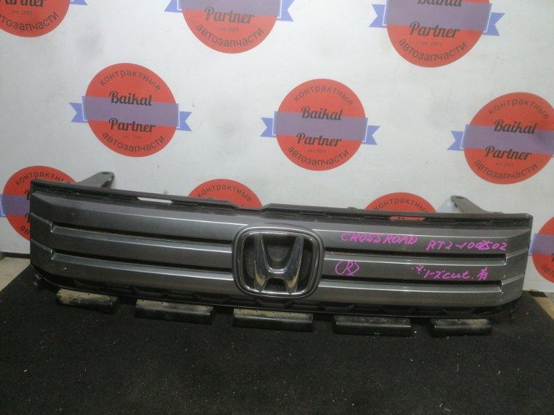 Решетка радиатора Honda Crossroad RT2 R18A 02.2007
