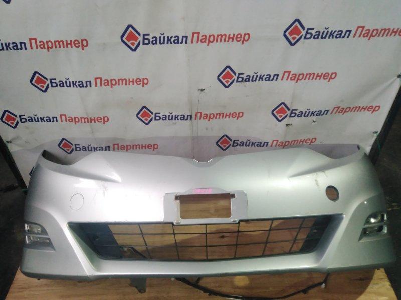 Бампер Toyota Estima ACR55W 2AZ-FE передний