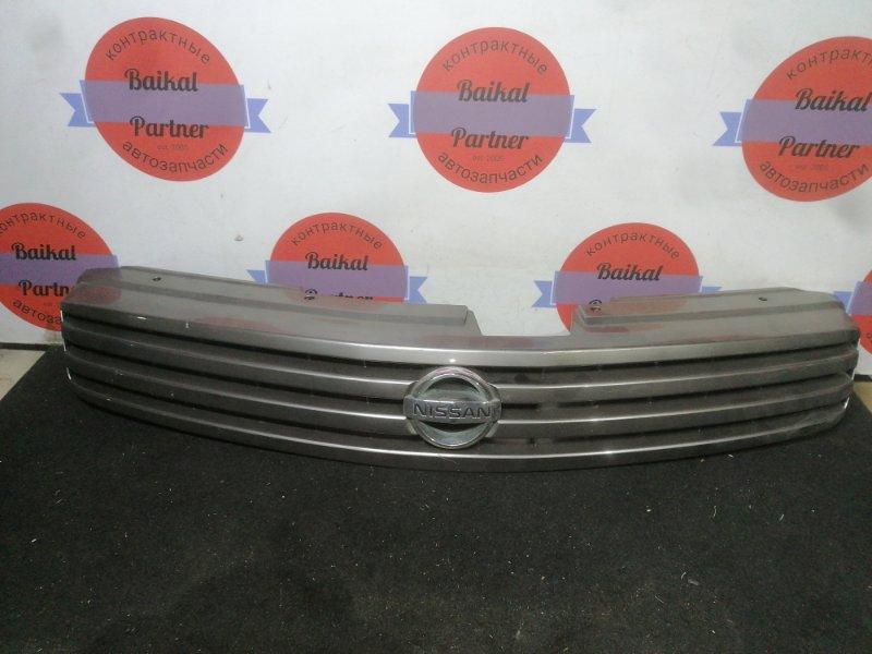 Решетка радиатора Nissan Skyline V35