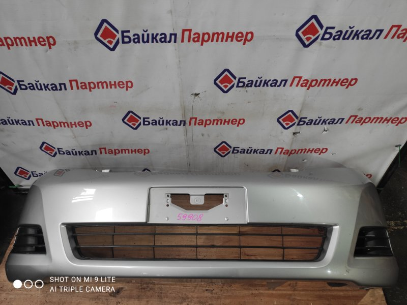 Бампер Toyota Isis ZGM15G 2ZR-FAE 2010 передний