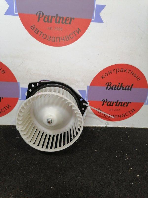Мотор печки Nissan Cube ANZ10