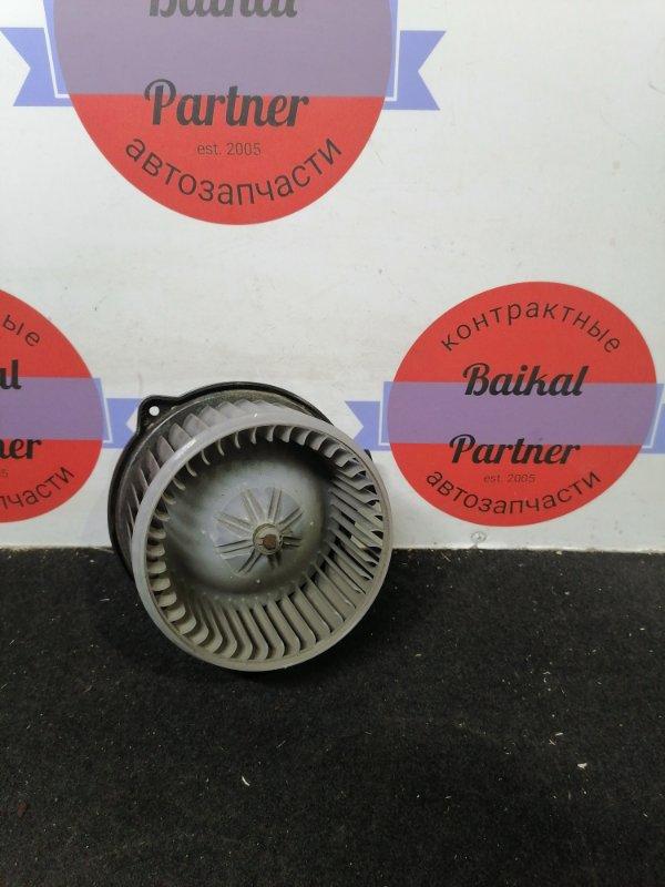 Мотор печки Toyota Platz NCP16 1NZ-FE 2002