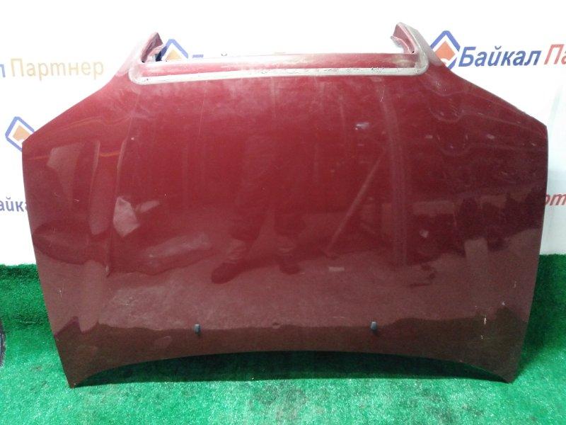 Капот Toyota Ipsum SXM15G 3S-FE 1997