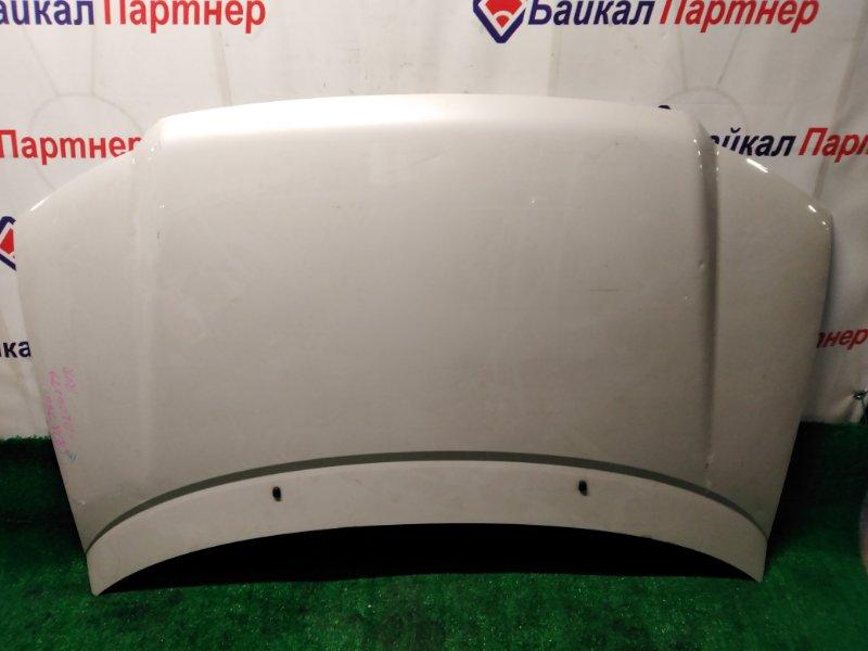 Капот Mitsubishi Rvr N74W 4G64 1999