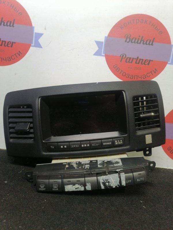 Климат-контроль Toyota Mark 2 Blit GX115W