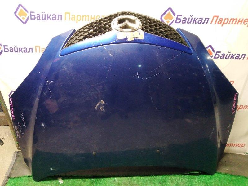 Капот Mazda Axela BKEP LF-VE