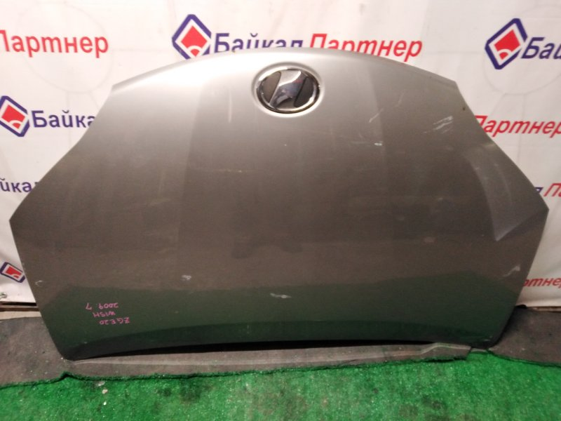Капот Toyota Wish ZGE20G 2009