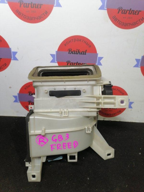 Печка в сборе Honda Freed GB3