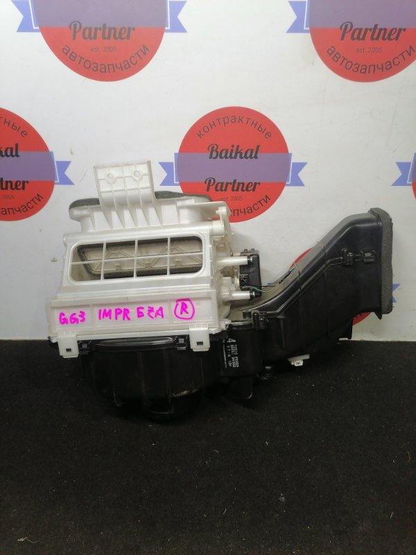 Мотор печки Subaru Impreza GG3 EJ15 2005