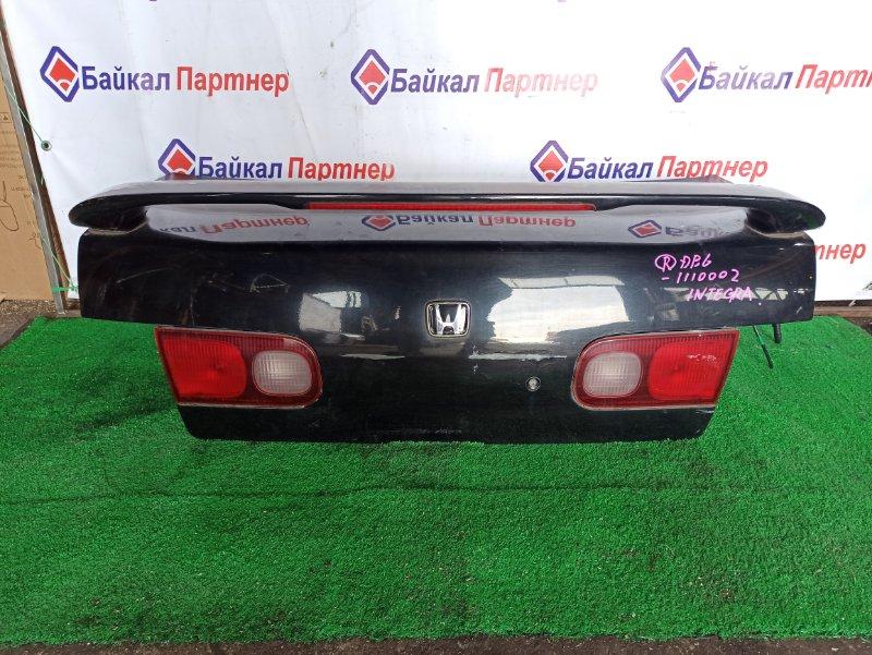 Крышка багажника Honda Integra DB6 ZC задняя