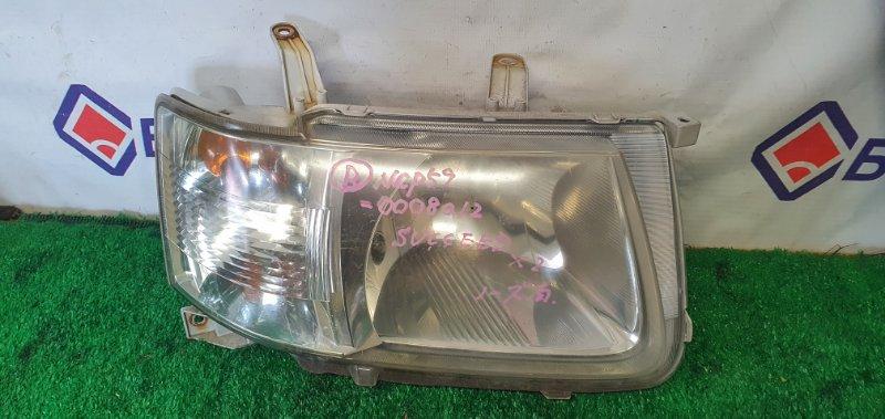 Фара Toyota Succeed NCP59G 1NZ-FE передняя правая 52-076