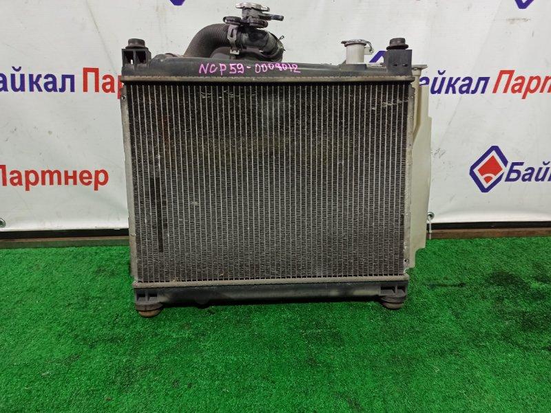 Радиатор двс Toyota Succeed NCP59G 1NZ-FE