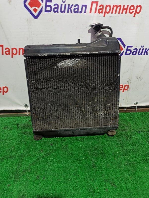 Радиатор двс Honda Fit GD2 L13A