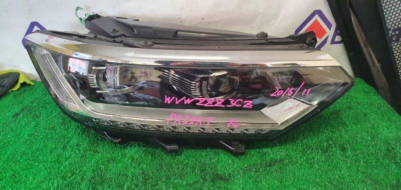 Фара Volkswagen Passat 3G5 2016 передняя правая