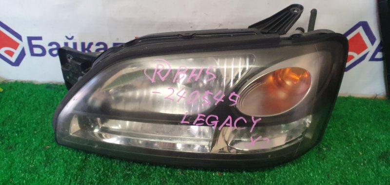 Фара Subaru Legacy BH5 EJ20 2003 передняя левая