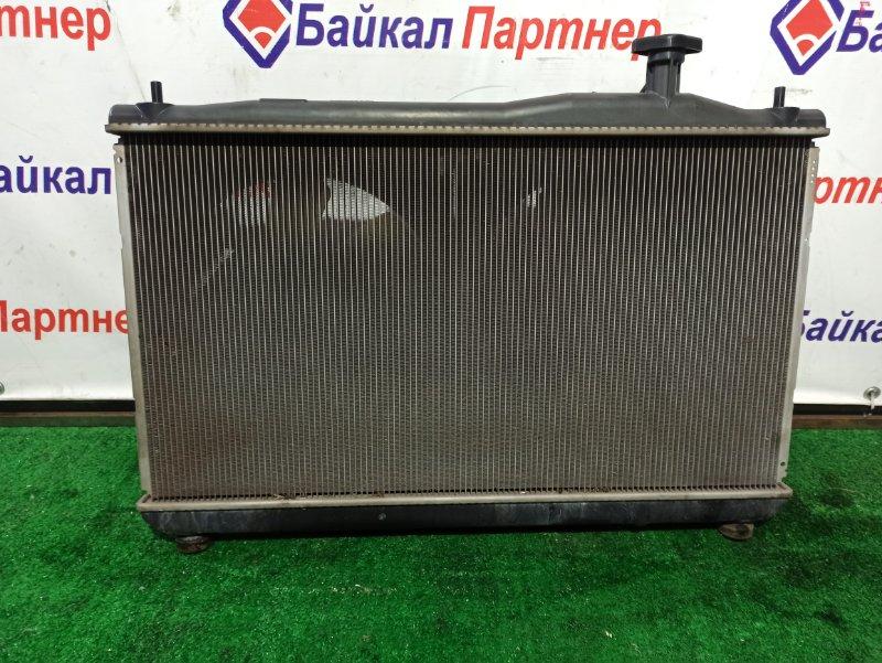 Радиатор двс Honda Crossroad RT2 R18A