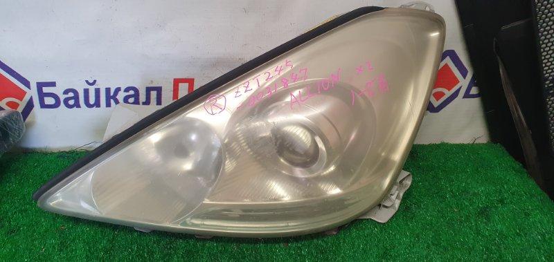 Фара Toyota Allion ZZT245 1ZZ-FE 2005 передняя левая