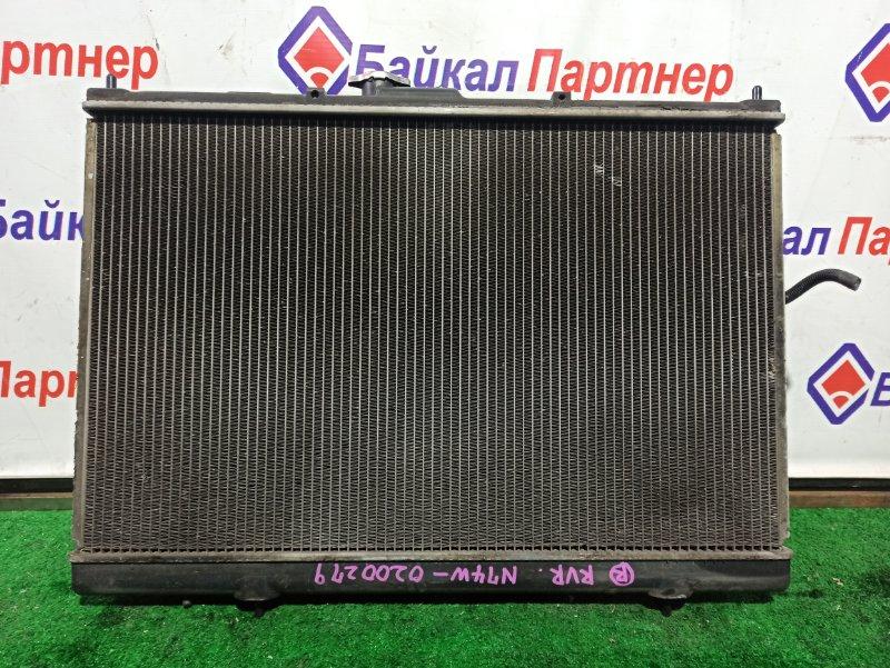 Радиатор двс Mitsubishi Rvr N74W 4G64 1999
