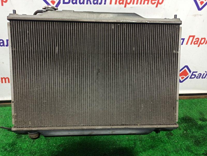 Радиатор двс Honda Step Wagon RF8 K24A 2004