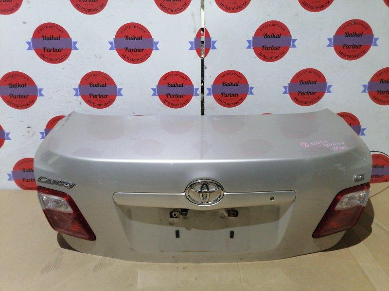 Крышка багажника Toyota Camry ACV40 задняя