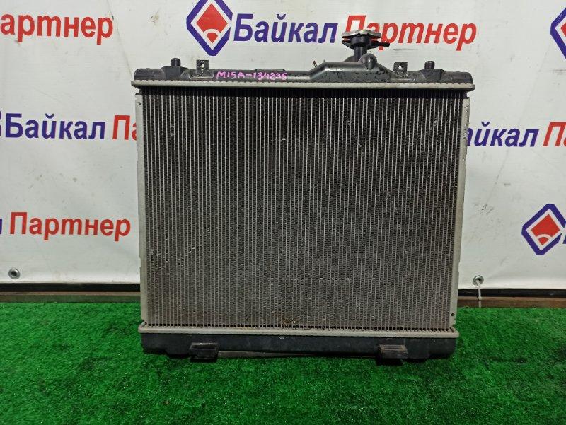 Радиатор двс Suzuki Solio MA15S K12B