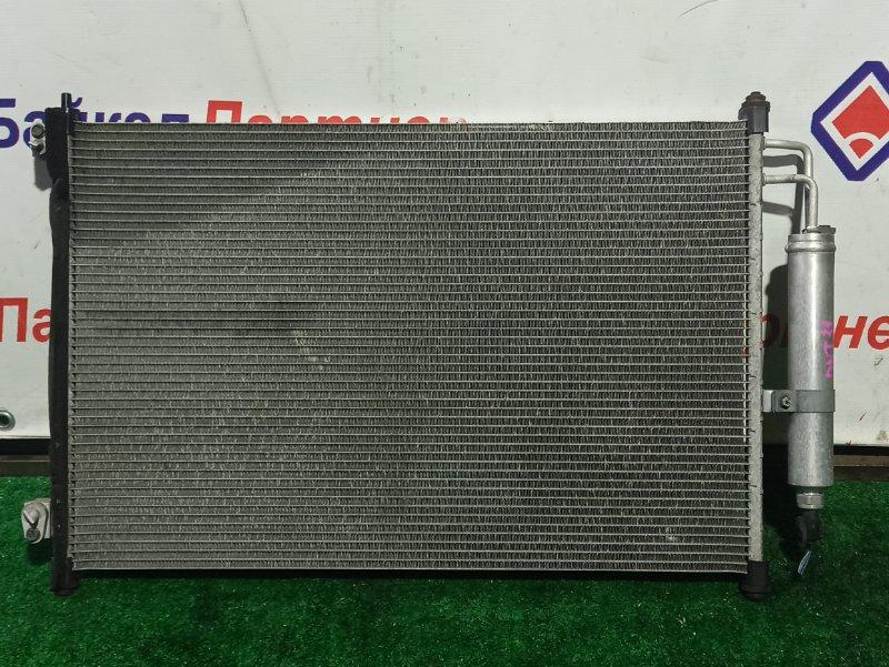 Радиатор кондиционера Nissan X-Trail DNT31 M9R 2008