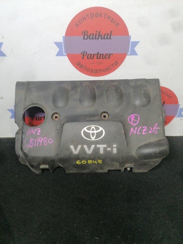 Накладка декоративная Toyota Raum NCZ25 1NZ-FE