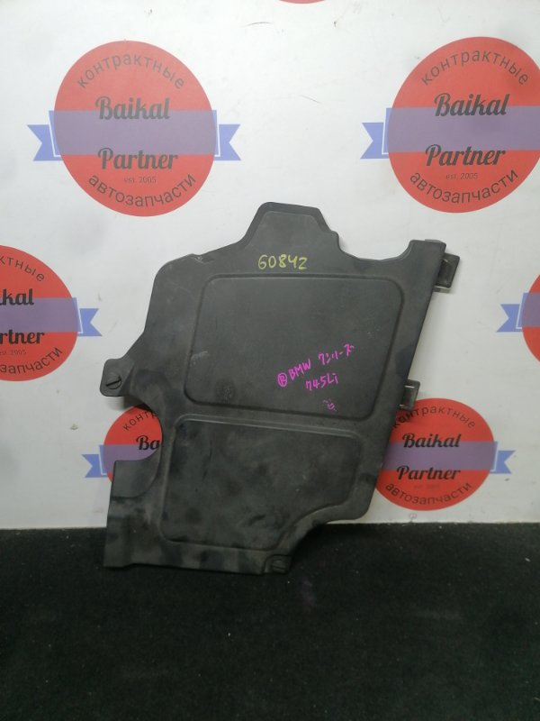 Накладка декоративная Bmw 7-Series E66 N62B44 2002