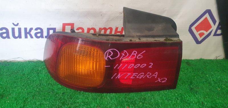 Стоп Honda Integra DB6 ZC задний левый