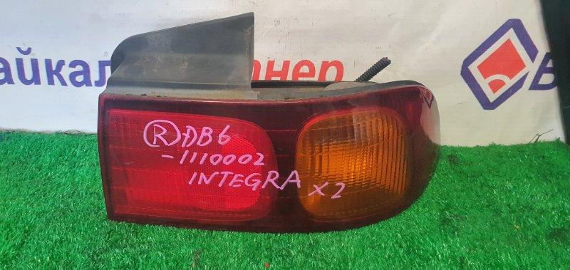 Стоп Honda Integra DB6 ZC задний правый